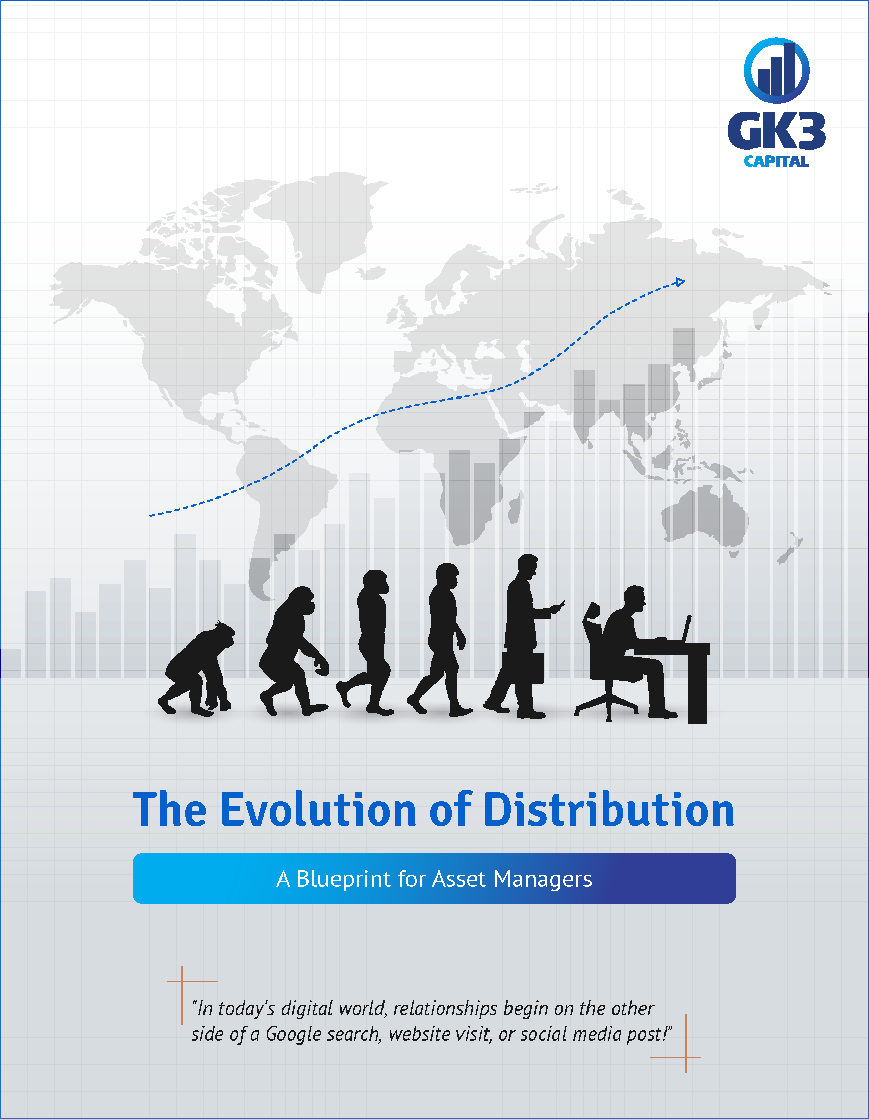 Ebook - The Evolution of Distribution - Cover