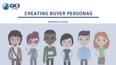 Buyer Persona Template Cover Image