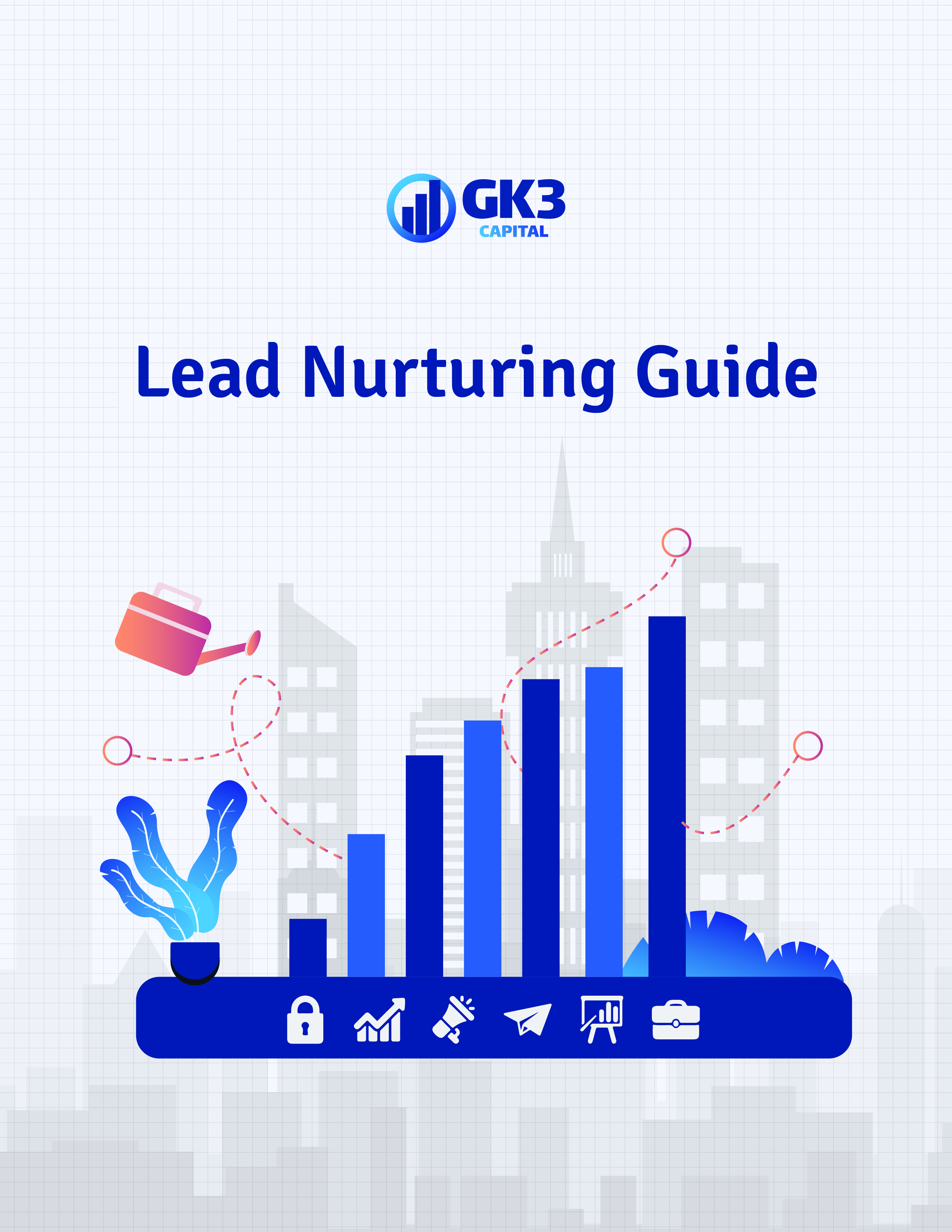 Lead Nurturing Guide Cover